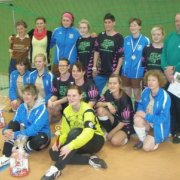 3. Dahlewitzer Wintercup 2013 der Fußballfrauen