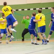 Heimspiel gegen HC Spreewald II vom 22. Januar 2012