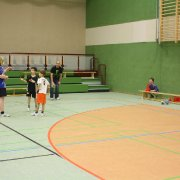 Kinderweihnachtsfeier Abteilung Handball