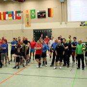 2. Männerturnier Volleyball