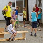 1. Sommersportfest des Vereins