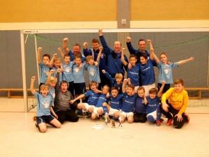 Fußball E-Jugend Bad Frankenhausen