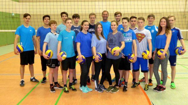 Unsere Volleyballzukunft (Foto: Unbekannt)