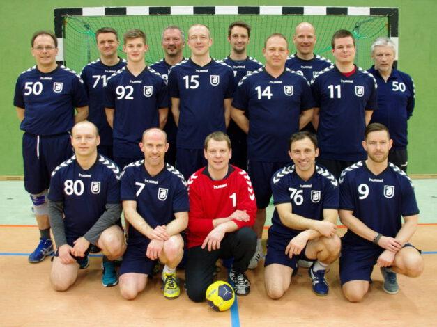 Mannschaftsfoto 3. Männer