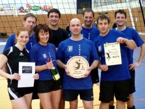 Die Turniersieger in Bestensee (Foto:U. Neubauer)