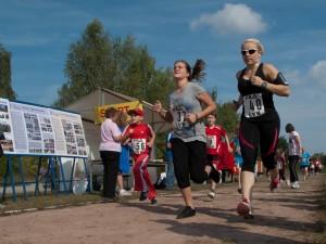 Verein Gemeindesportfest 2012 Familienlauf