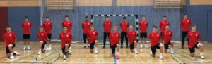 Foto U16 Nationalmannschaft 2/2